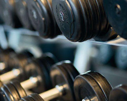 fitness shop